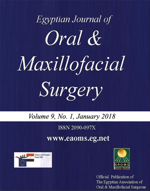 Egyptian Journal of Oral and Maxillofacial Surgery